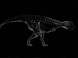 Dinosaurio que vivió en la zona