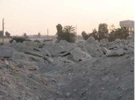 """""""Cementerio de ruinas"""""""