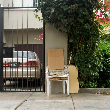 garage carro
