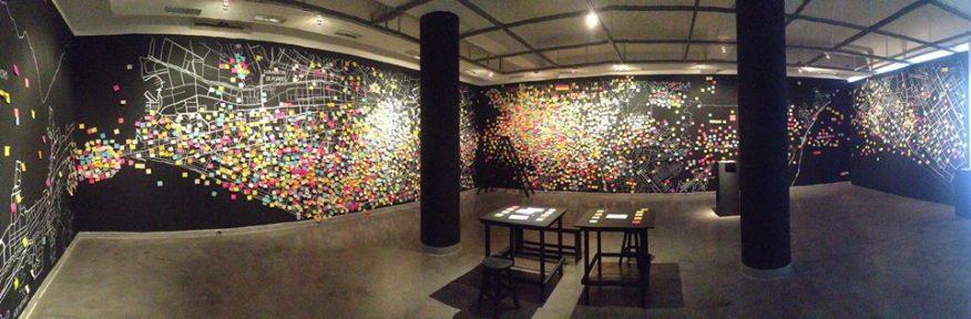 Final de la exposición (Foto: Miguel del Carpio)