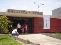 Biblioteca Municipal de El Porvenir.